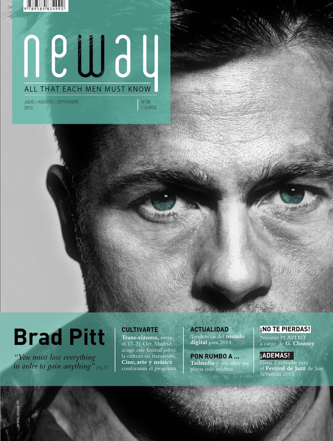 Neway  Editorial Design