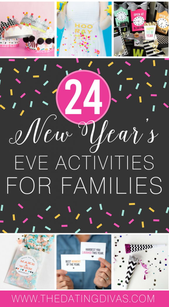 New Year s Eve Activities for Families