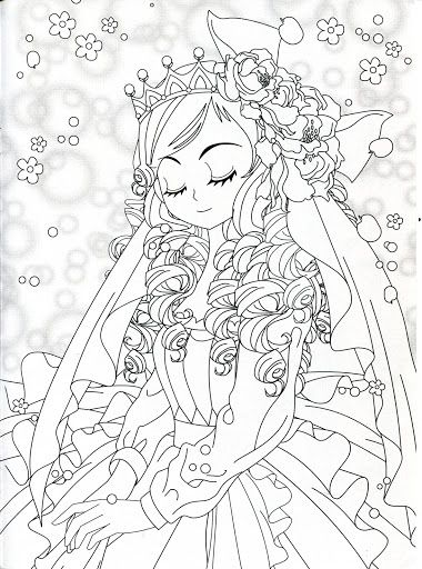 Coloring book mama mia picasa albums web manga - Album coloriage adulte ...