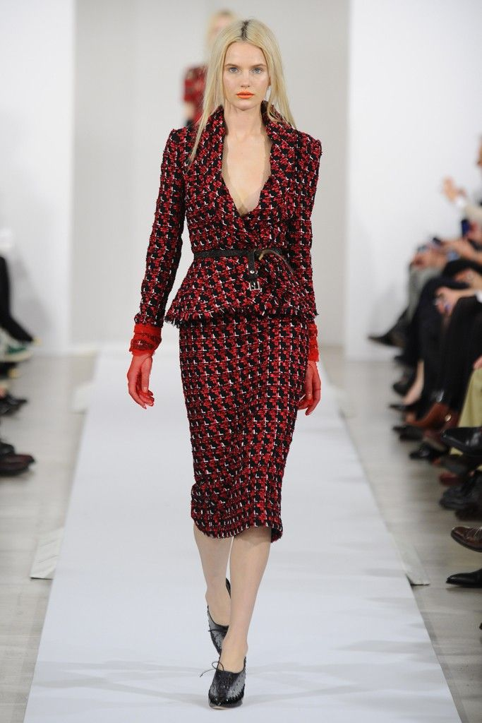 Oscar de la Renta RTW Fall 2013 - Slideshow