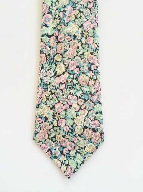 8b38a1c6e683 Liberty of London Mint necktie, wedding tie, custom mint ties, bow tie,