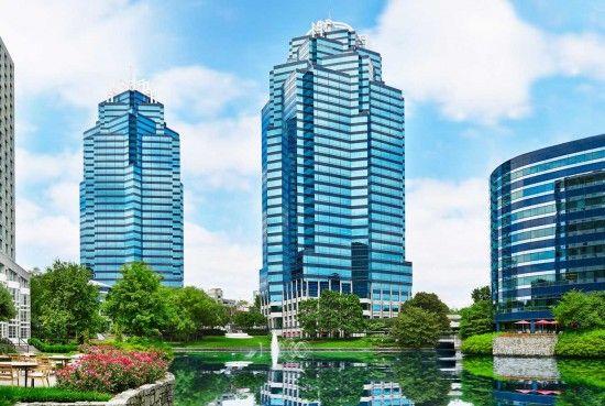 The Westin Hotel Atlanta Perimeter North And Concourse Center Lake