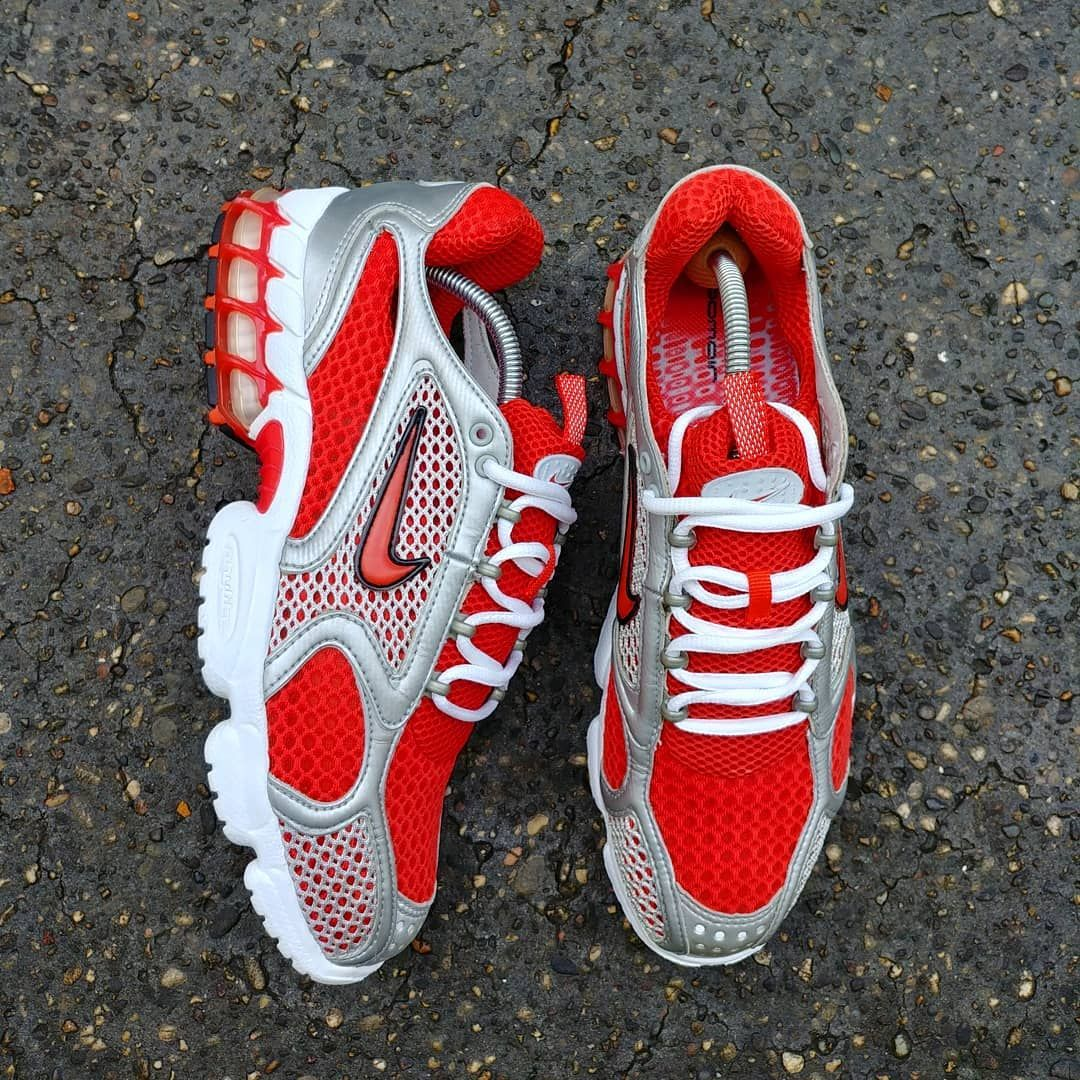 best sneakers 0bef9 7b0b7 Nike Air Zoom Spiridon Miler Chili Red 2003 OG Vintage art. 030305 QH  (306549 661)