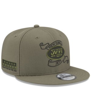 aed93fa7f New Era New York Jets Crafted in the Usa 9FIFTY Snapback Cap - Green  Adjustable