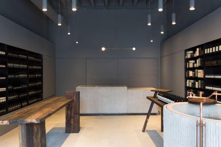 Aesop Stores By Frida Escobedo Tampa Miami Florida Retail Design Blog