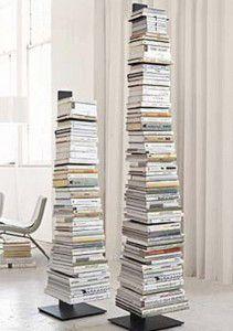 Sogar Vertical Bookcase Bookshelf Stacked Australia Metal Designer Furniture
