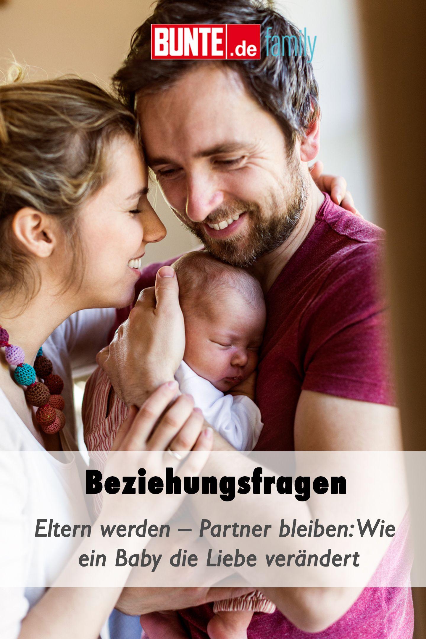 Mama-Gedanken: Eltern werden - Partner bleiben: Wie ein