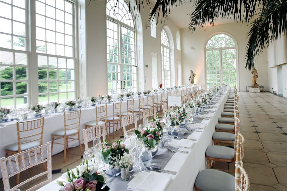 Kew Gardens Wedding Venue London West London Hitched
