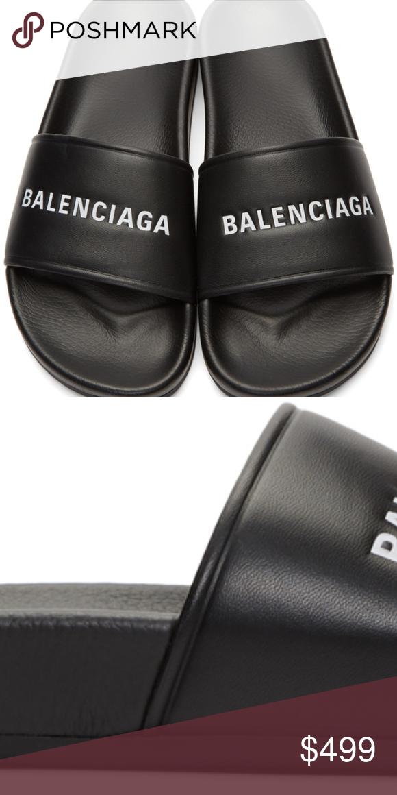$595 BALENCIAGA SlideSandal SIZE 9 NWT New with tags, size