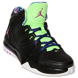 air jordan phase pink green