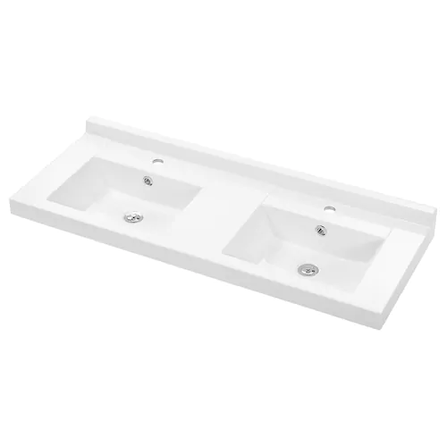 """HEMNES / TÖRNVIKEN Open sink cabinet with 17¾"""" sink ..."""