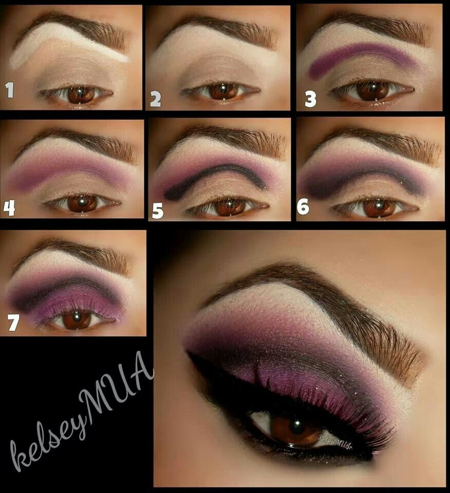 Purple Smokey♡