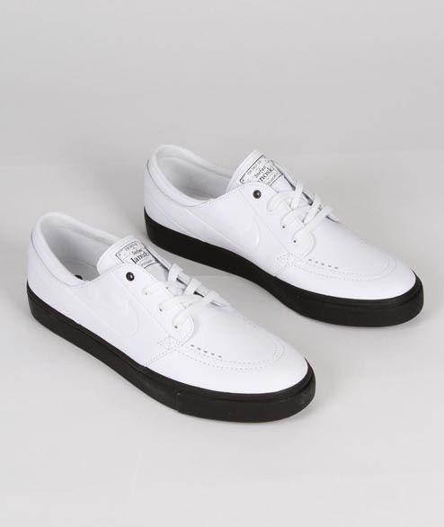 innovative design 7cb44 ab6d9 Nike SB - Janoski Premium CPLS - White Black
