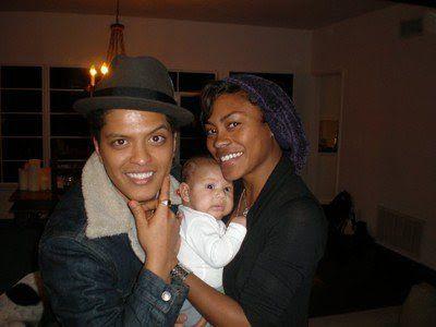 Bruno Mars Girlfriend Chanel Malvar | Bruno Mars ...