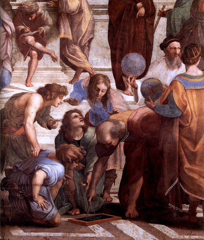"the school of athens by raphael essay Home free essays critical analysis ""the school of athens""  personalities are  arranged like actors in a tired architectural setting, raphael has represented."