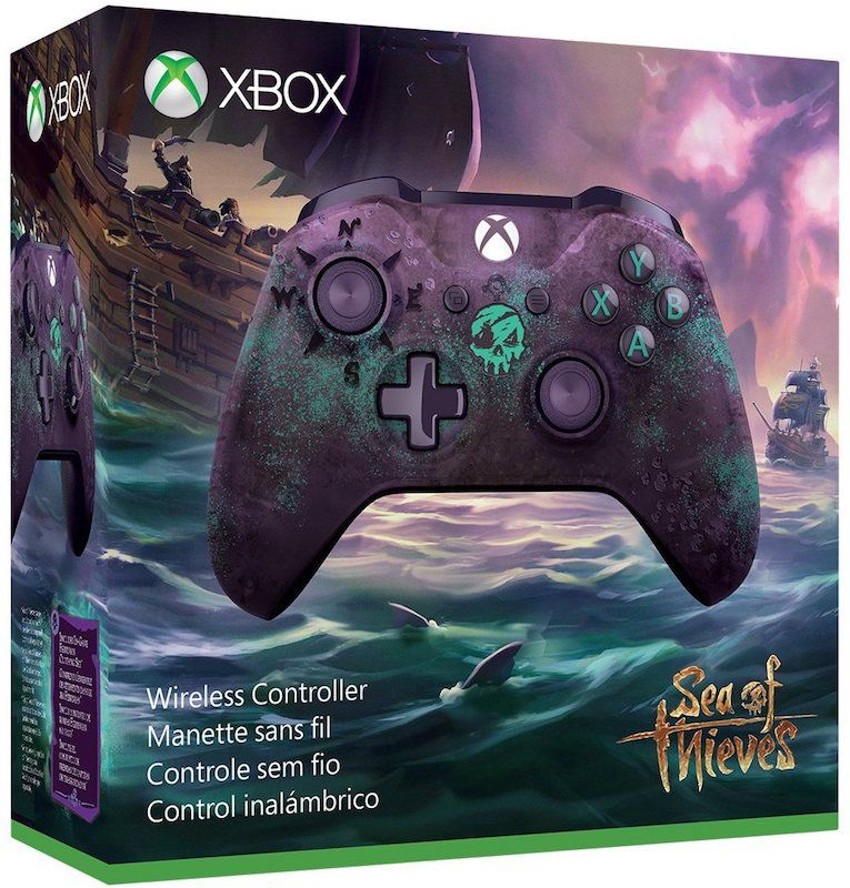 A Complete Guide To Sea Of Thieves Preorder Bonuses Sea Of Thieves Xbox Wireless Controller Xbox One Controller
