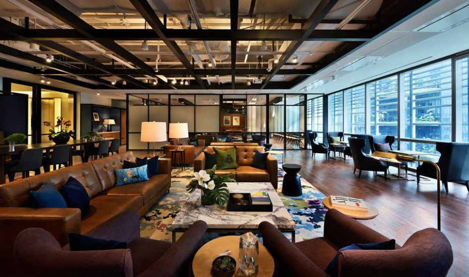 Co Working Spaces In Singapore: Shared Offices For Freelancers, Budding  Entrepreneurs, And