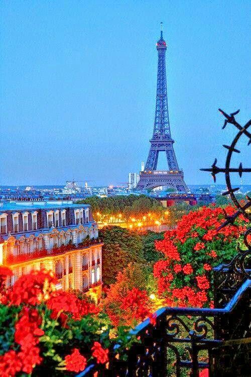Parigi Bei posti, Paesaggi, Idee per le vacanze