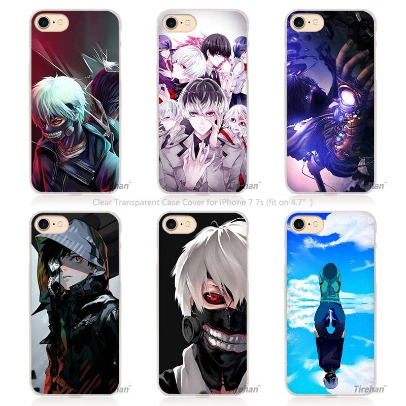 5a90081e31b Tokyo Ghouls Hard Transparent iPhone Case Cover //Price: $13.95 & FREE  Shipping // #uzumakinaruto #anime