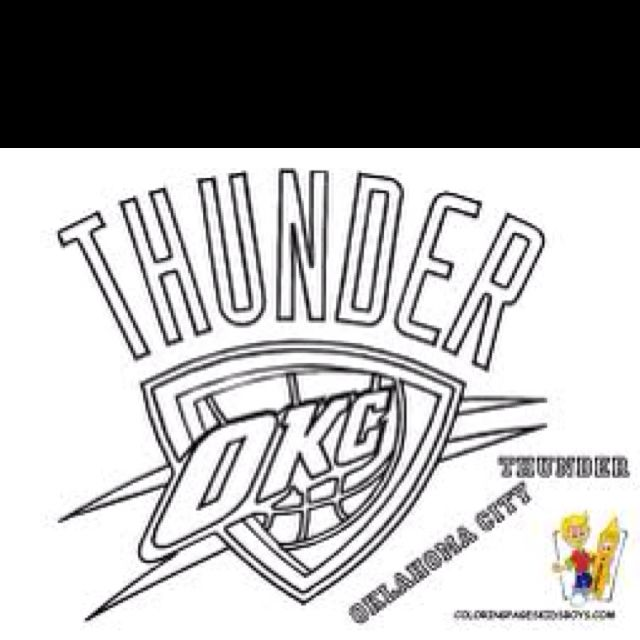 thunder up | Oklahoma <3 | Pinterest