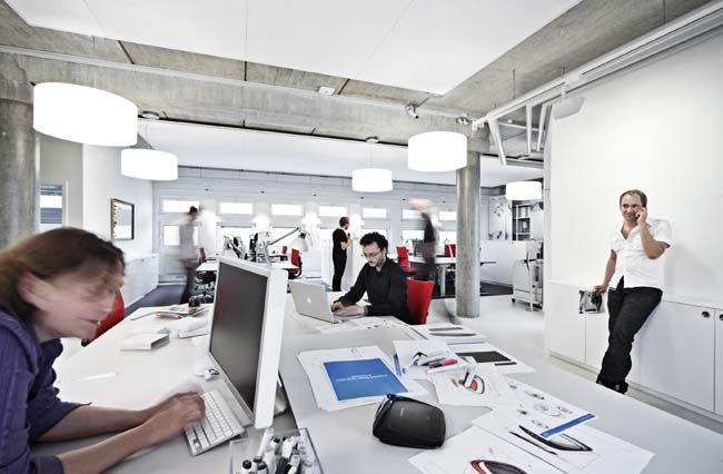 Cisco Uses Z Corp to Uphold Scandinavian Design Tradition