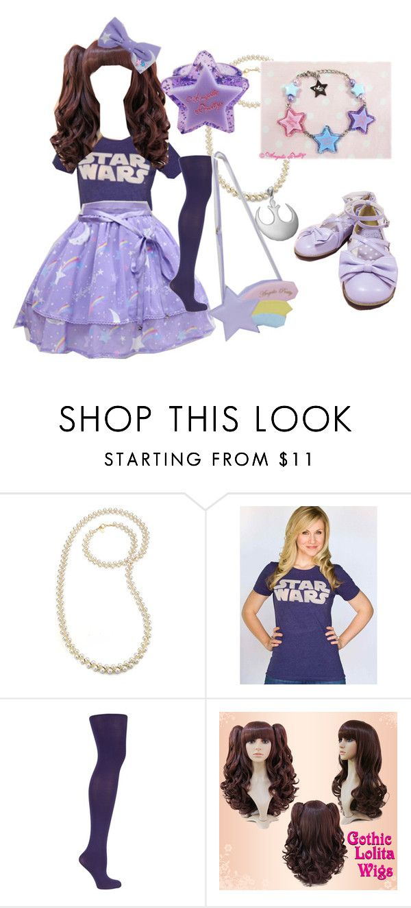 """Star Wars x Dream Sky"" by meiki ❤ liked on Polyvore featuring tuleste market, John Lewis, women's clothing, women's fashion, women, female, woman, misses, juniors and lolita fashion"