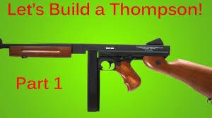 Pin En Thompson Gun