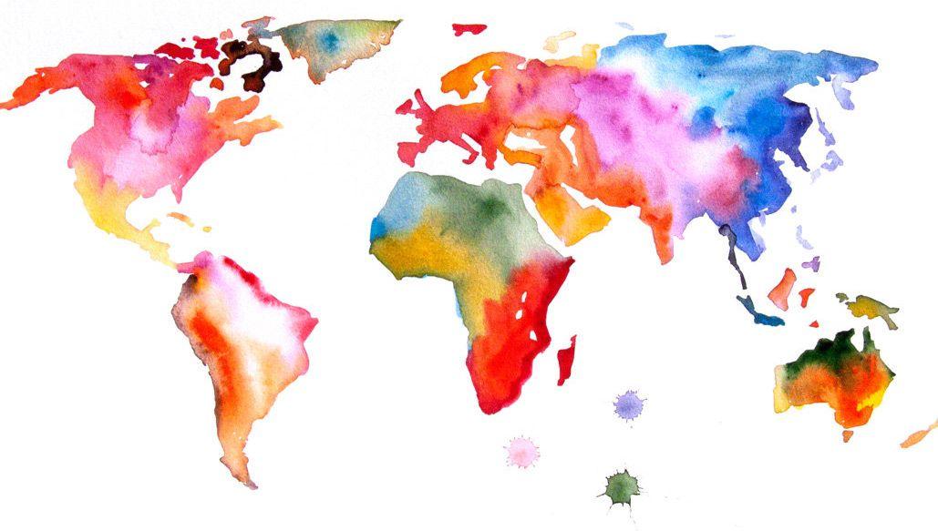 Mapa Del Mundo Tumblr.Mapa Mundi Tumblr Mapa