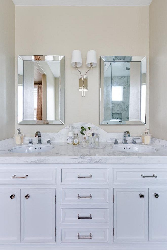 Interior Design Ideas Bathroom Vanity Makeover Bathroom Mirror