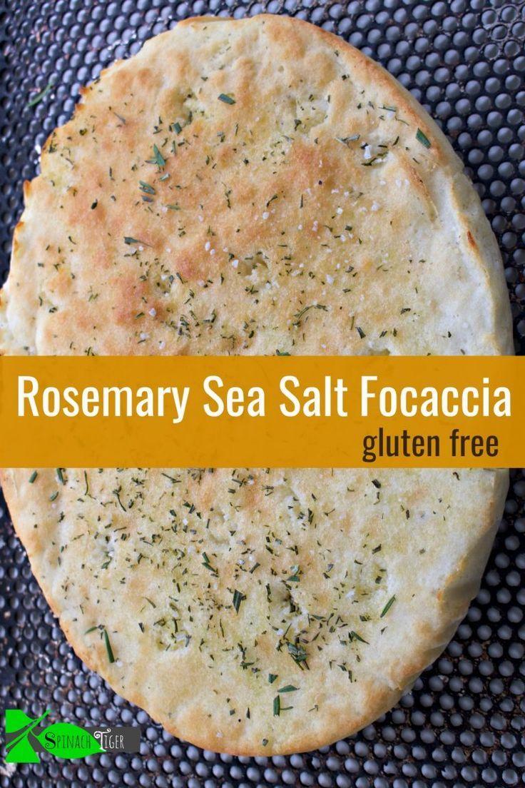 Disappearing Gluten Free Focaccia Recipe With Rosemary In 2020 Focaccia Bread Recipe Focaccia Bread Gluten Free Focaccia