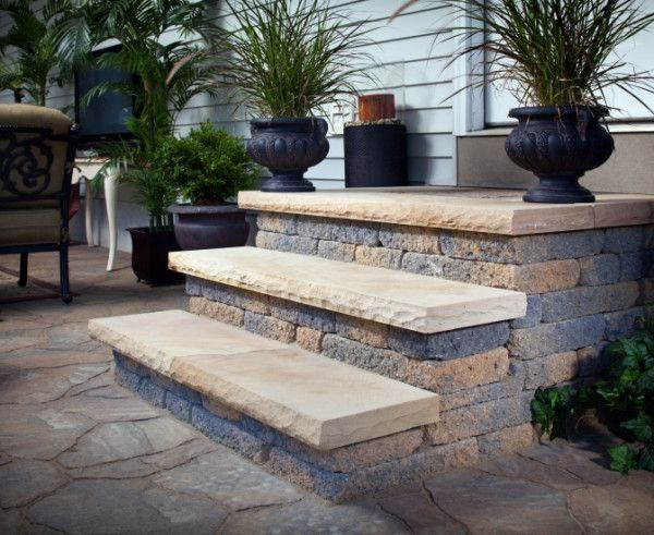 Choose A Unique Combination Of Paver Styles And Colors For An