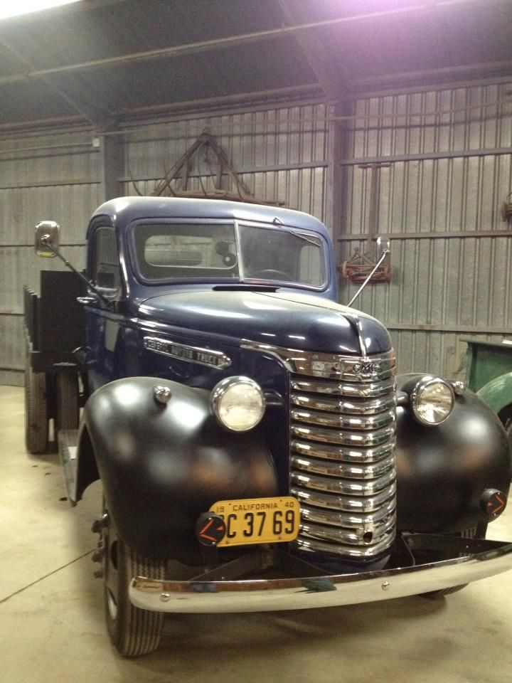 1941 GMC Truck at the Antique Gas and Steam Engine Museum Vista ...