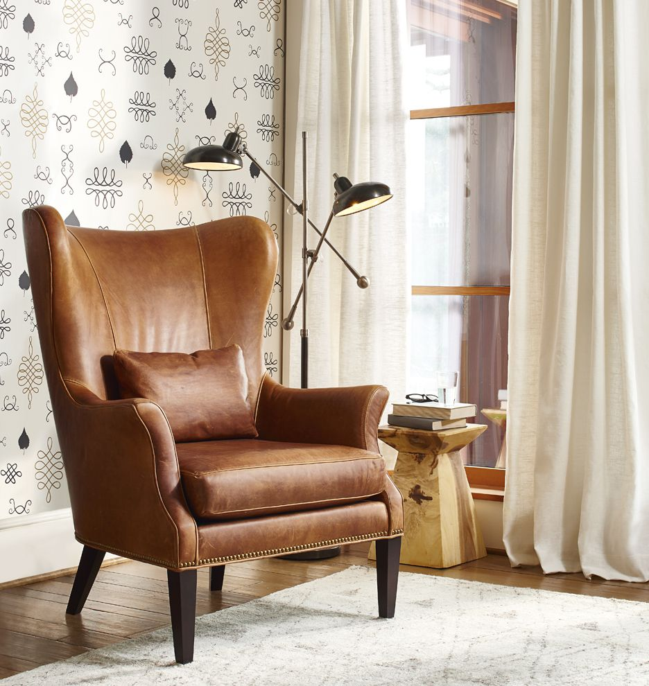 M And S Small Armchairs