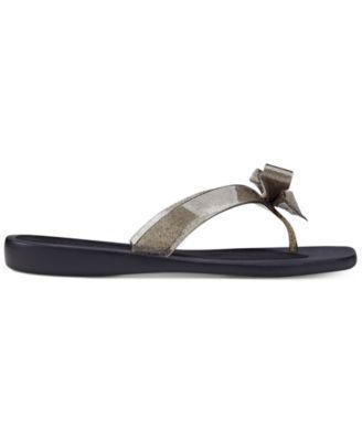 26c2a85e7 Guess Tutu Bow Flip Flops - Yellow 10M  flipflopsshoes