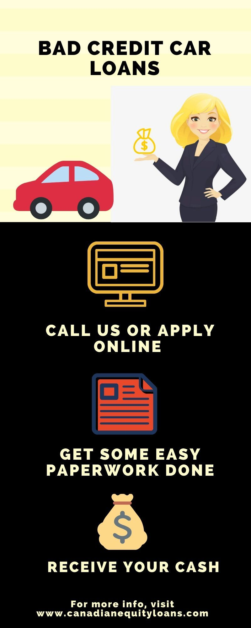 Is It Easy To Get The Fund With Bad Credit Car Loans In Calgary In 2020 Bad Credit Car Loan Bad Credit Loans For Bad Credit