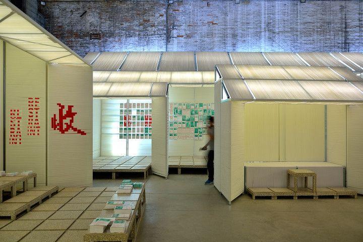 #floornaturelive Padiglione Cinese alla Biennale 2014 di Venezia Livegreen Blog
