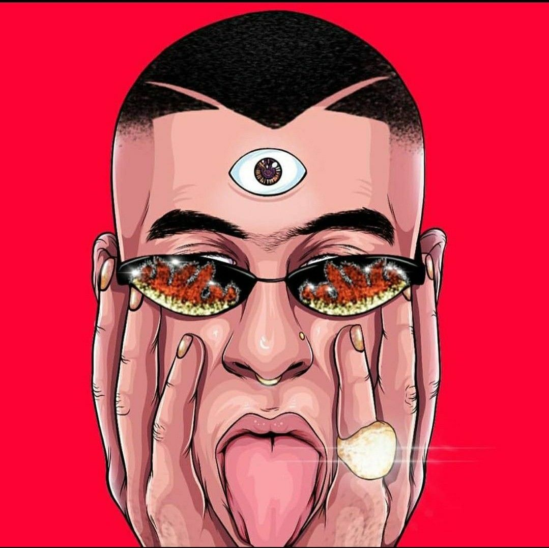 Pin by Melanie Villarroel on Bad Bunny in 2020 Bunny