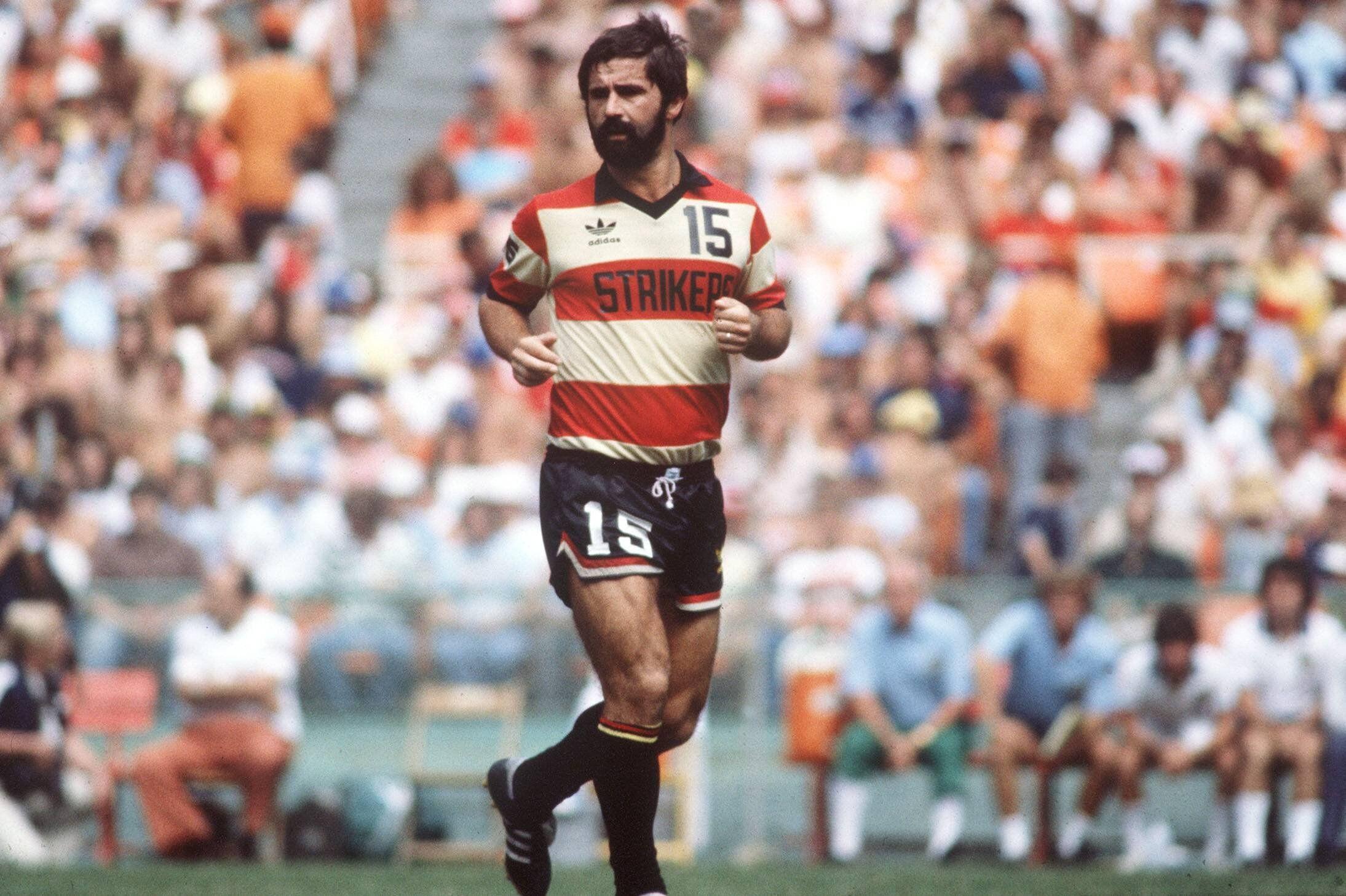 Gerd Müller Fort Lauderdale Strikers