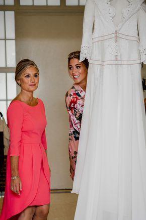 la boda de loreto y Álvaro – querida valentina | vestido madrinas