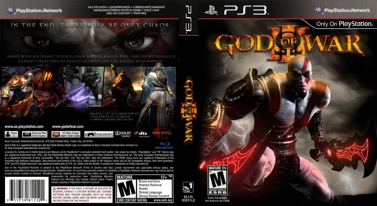 God Of War 3 Remastered Free Download Ps3 Game With Cheats Iso God Of War Game Download Free Ps3 Games