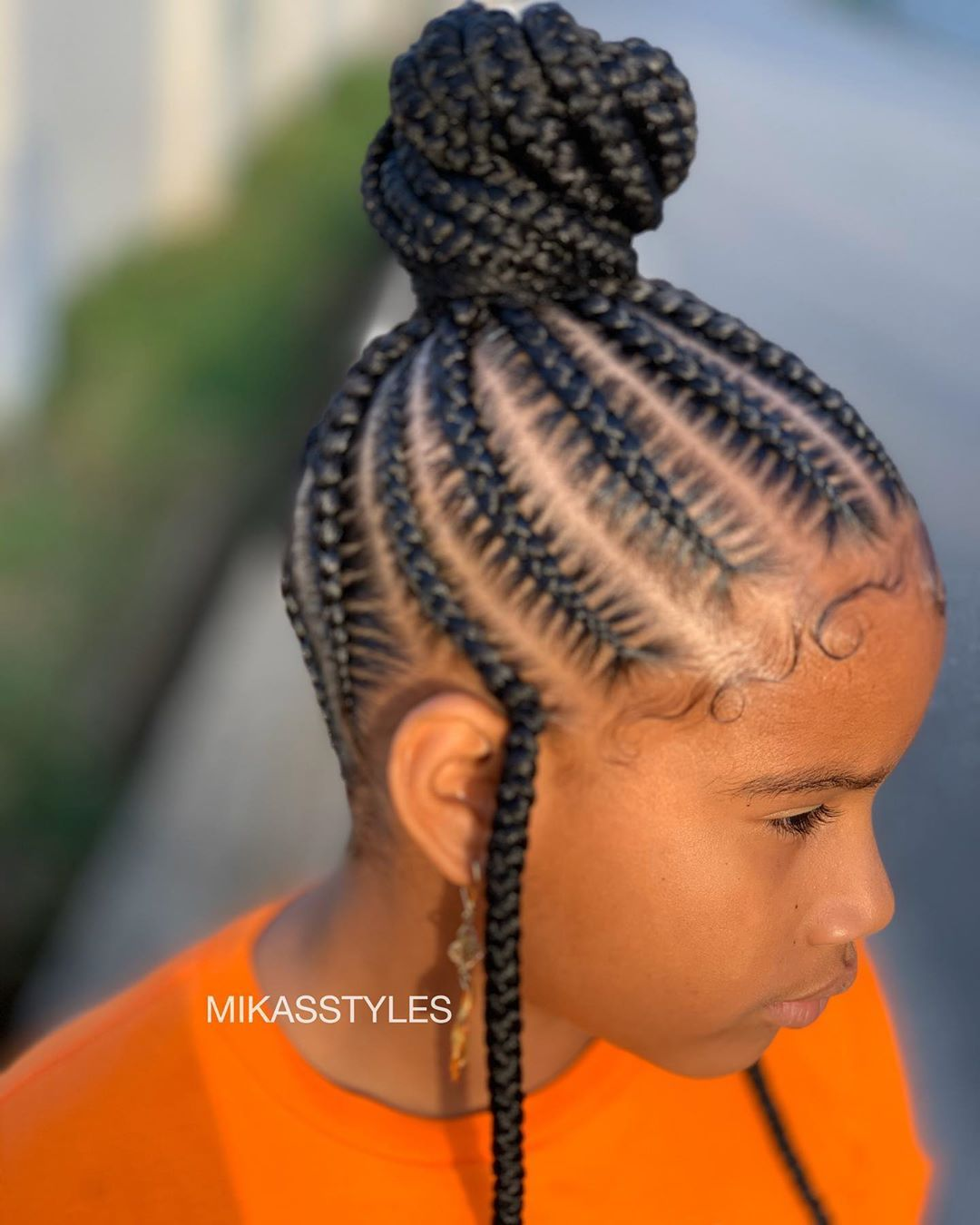 Cornrow Hairstyles For 12 Year Olds