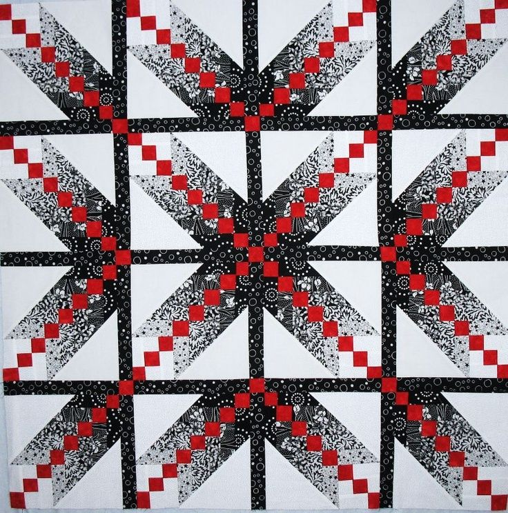 chain quilts | Love chain quilts!