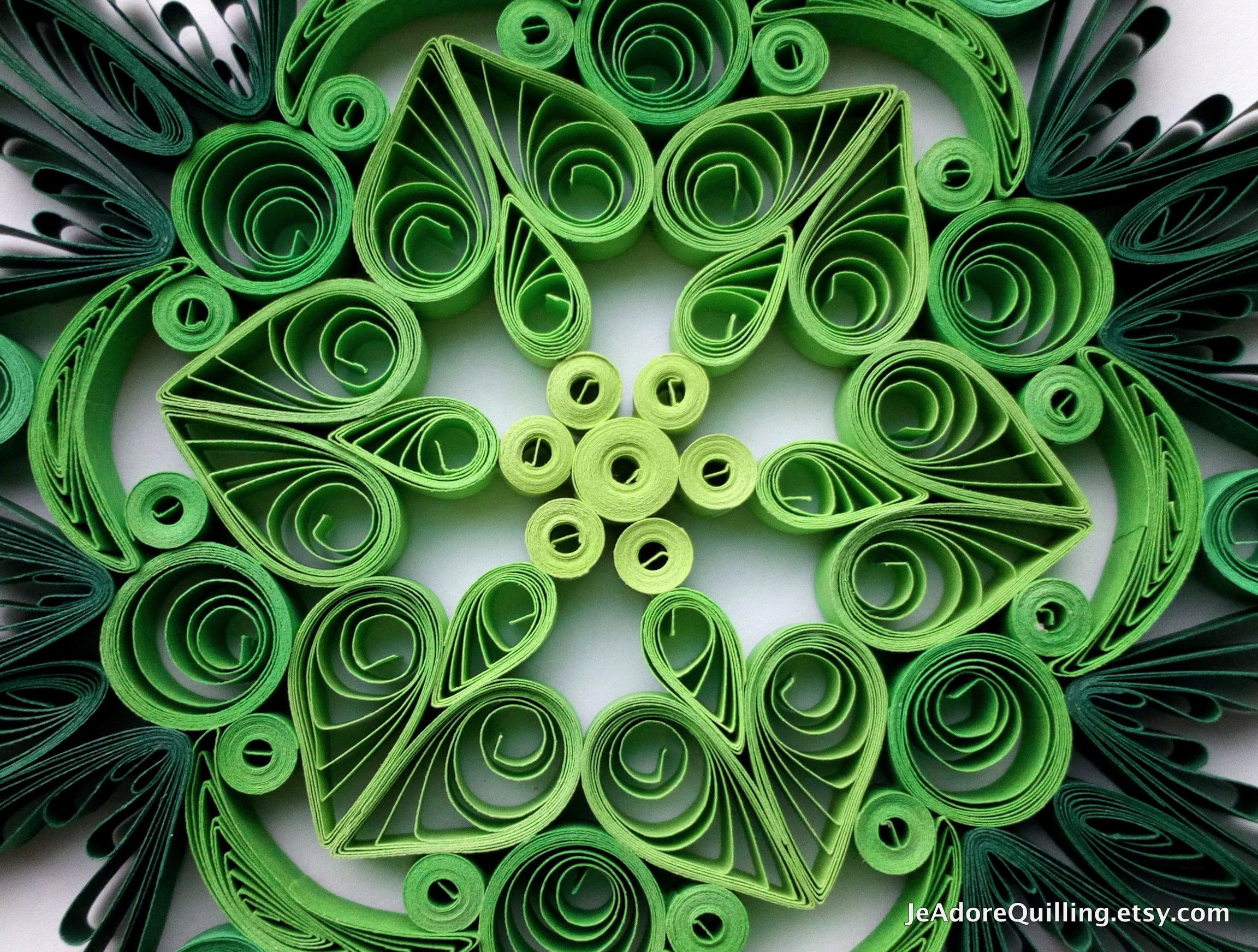 Quilling wedding decorations  Snowflake Paper Quilling Art Christmas Hanger Baby Gift Bridal Party