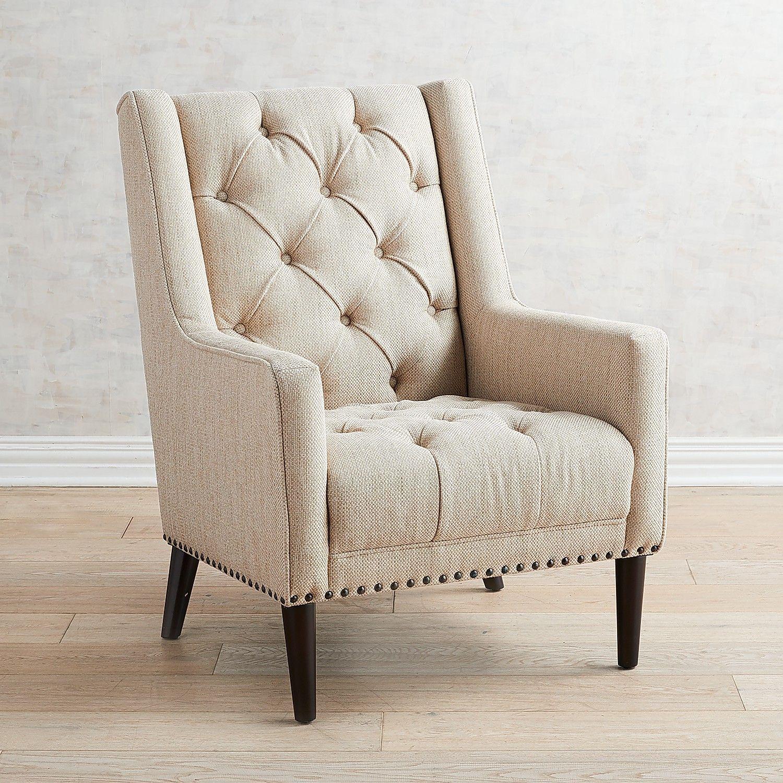 Luca Sand Armchair Pier 1 Imports Armchair Cute Living Room