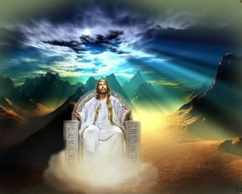 KING OF KINGS AND LORD OF LORDS | THE DEAD ARE JUDGED - king of kings and lord of lords | Christian pictures, King of heaven, Bible pictures