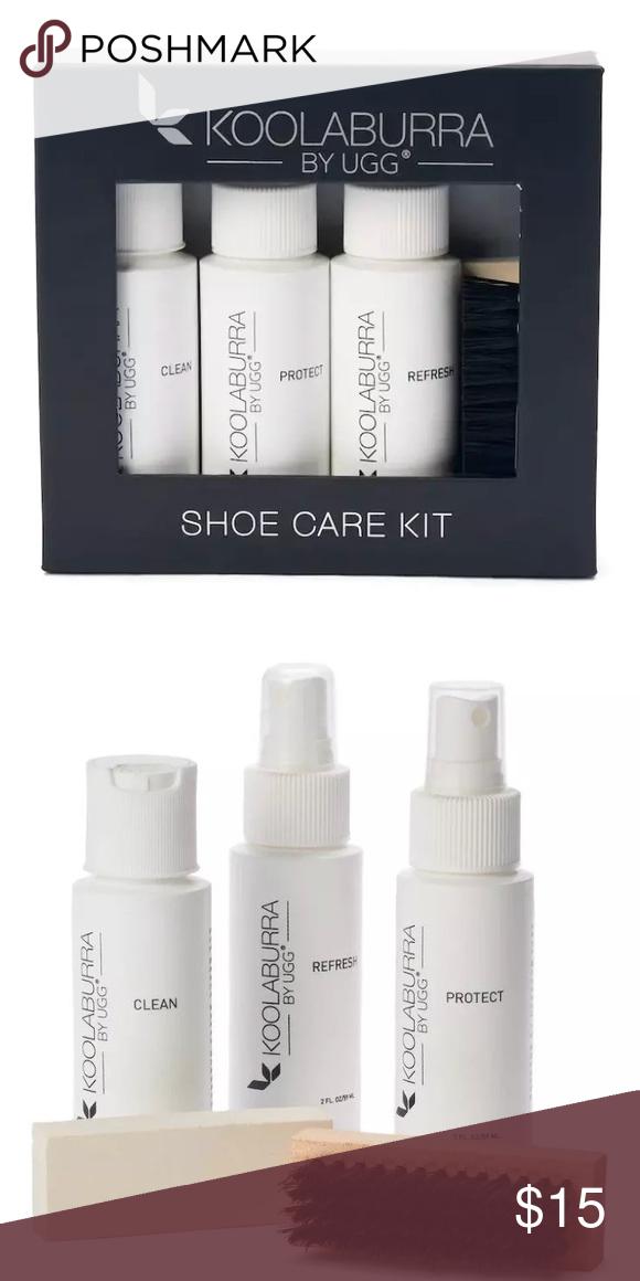 a2279a59c1c Kookaburra by Ugg Shoe Care Protectant Clean Kit 5-piece set ...