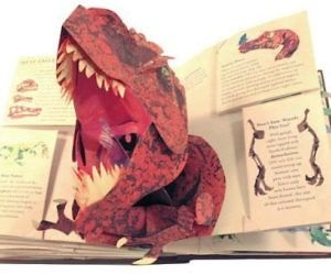 Pop-Up Dinosaur Encyclopedia