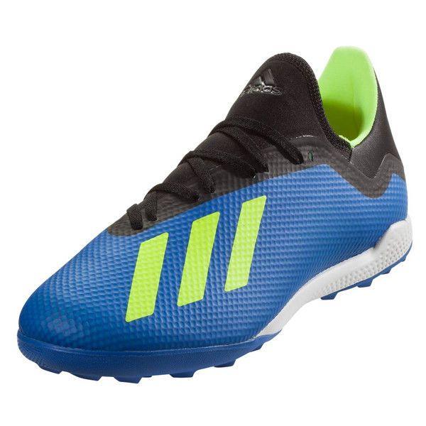 b615266e0789 adidas adidas Men s X Tango 18.3 Turf Soccer Shoes Footblue Solar Yellow  DB1955 (eBay Link)