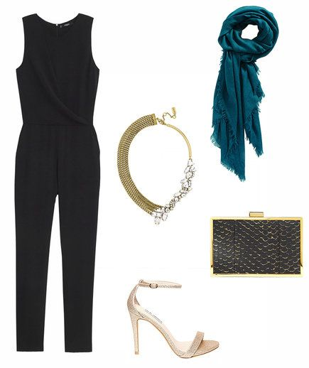 bbabb5c4e5 Think of a jumpsuit as the trendy counterpart to the quintessential black  dress. It works with all of your favorite accessories
