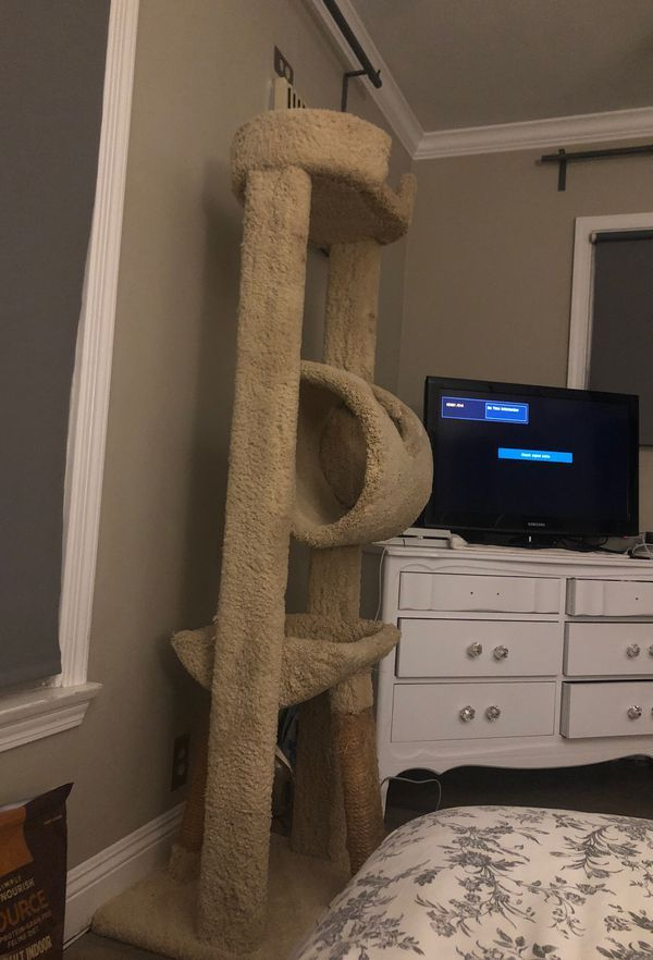 Cat tree/ cat post for Sale in Garden Grove, CA Cat post